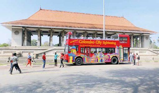 Open Bus Colombo City Tour